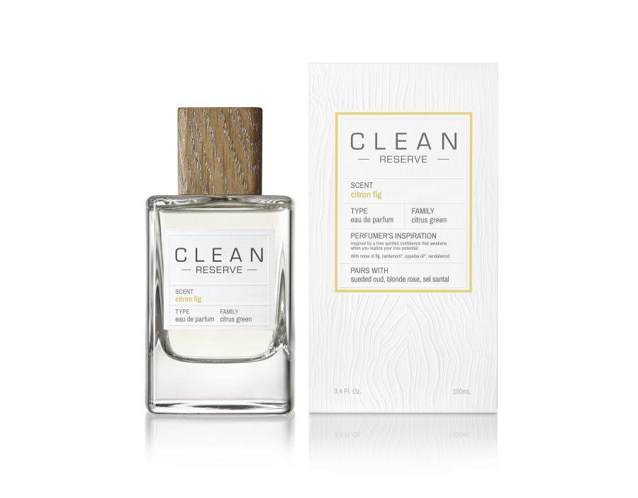 Clean Citron Fig eau de parfum il posto bio