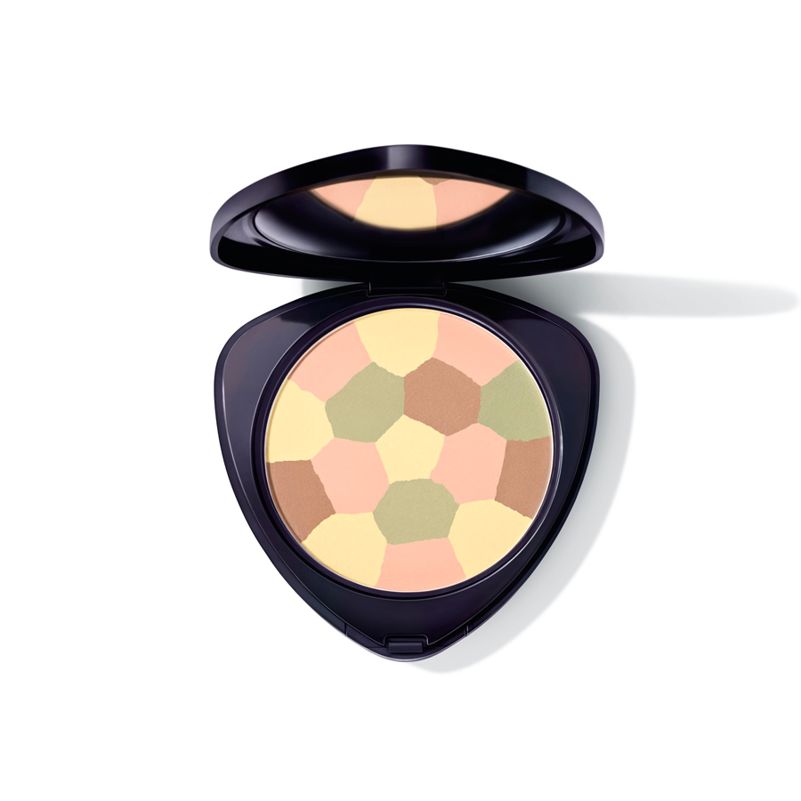 Dr hauschka colour correcting powder il postobio