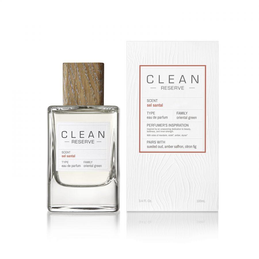 clean eau de parfum sel santal il posto bio