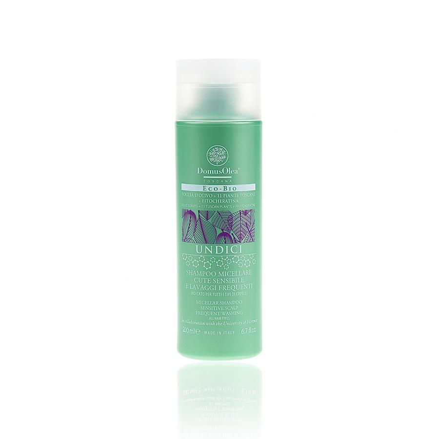 Domus olea toscana undici shampoo sensibile frequenti il posto bio