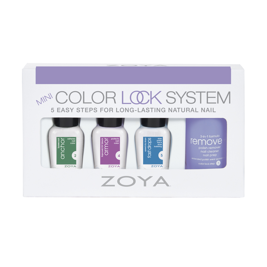 zoya mini color lock il posto bio