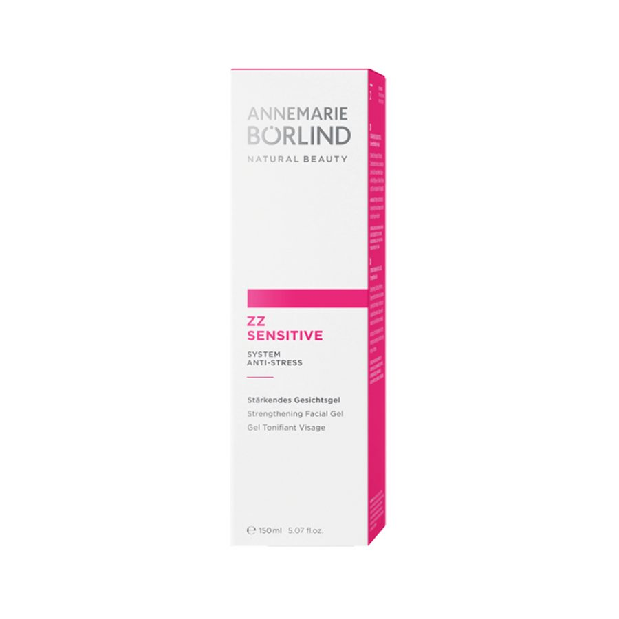 Borlind ZZ sensitive gel rinforzante box il posto bio
