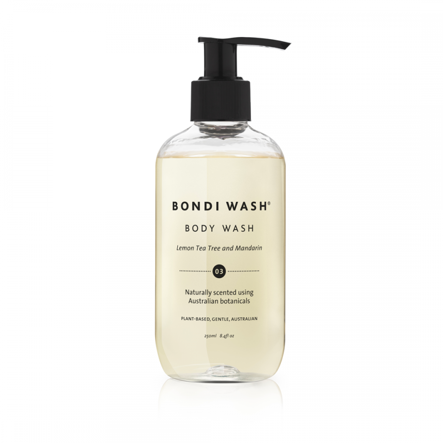 Bondi wash body wash LTM il posto bio