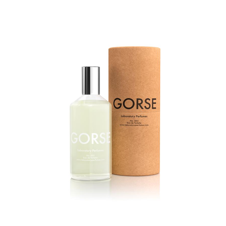 Laboratory perfumes gorse il posto bio