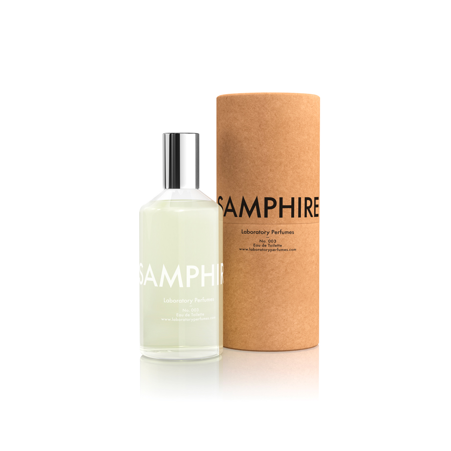 Laboratory perfumes samphire il posto bio