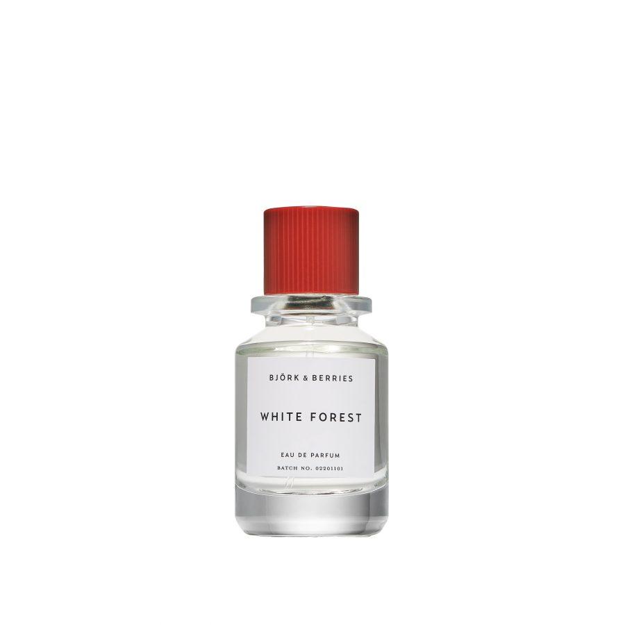Bjork and berries white forest perfum il posto bio