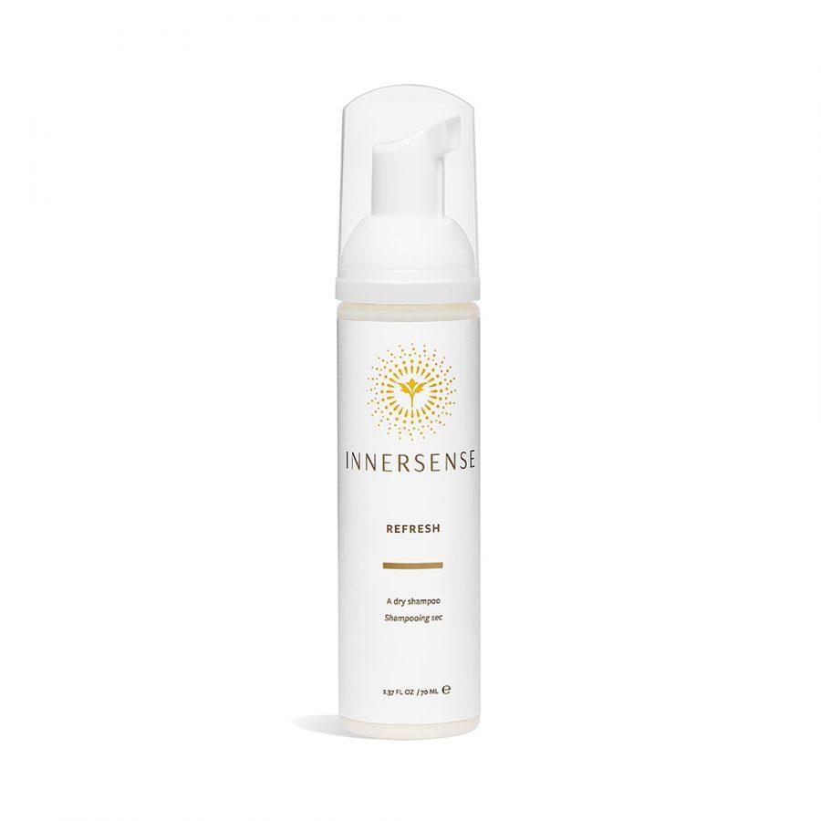 Innersense Refresh dry shampoo il posto bio